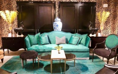 Bold Colors and Textures are back at High Point Market 2019